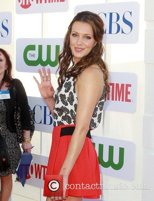 Katie Cassidy and Beverly Hilton Hotel 3