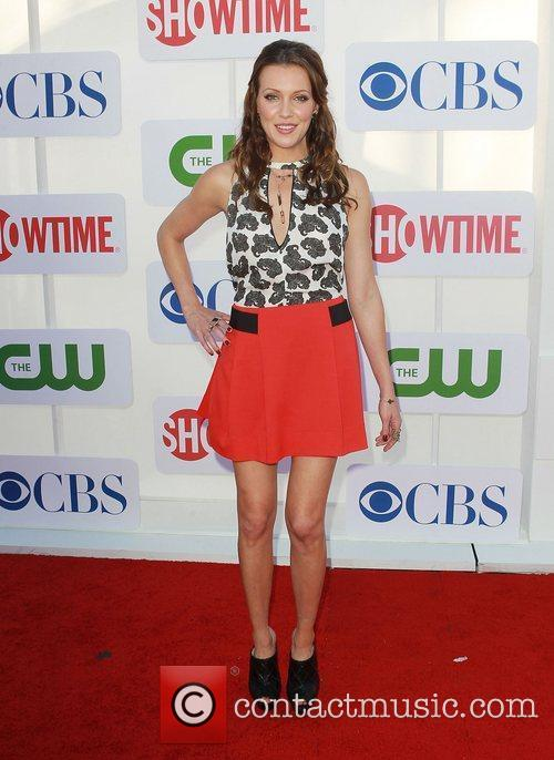 Katie Cassidy and Beverly Hilton Hotel 4