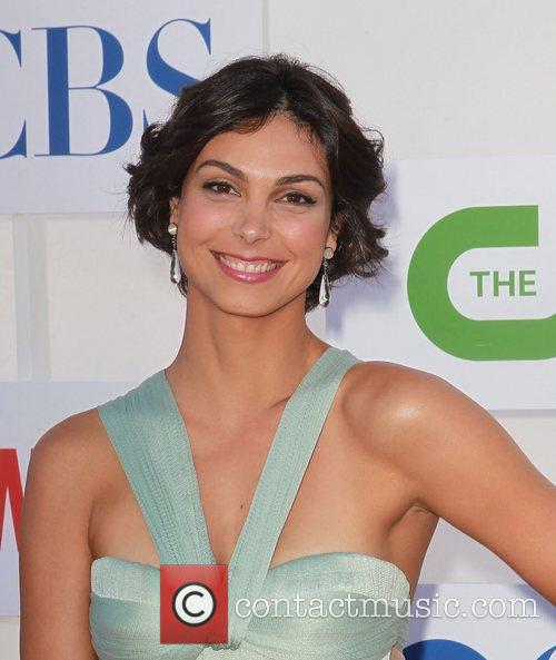 Morena Baccarin CBS Showtime's CW Summer 2012 Press...