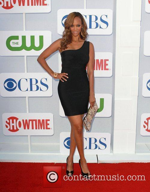 Tyra Banks and Beverly Hilton Hotel 4