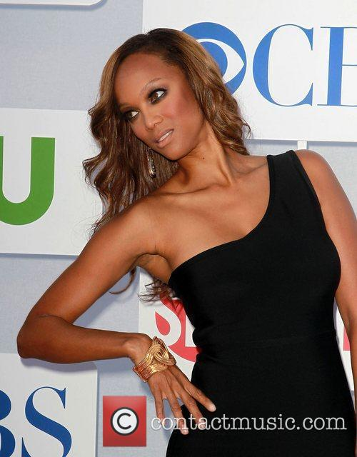 Tyra Banks and Beverly Hilton Hotel 5