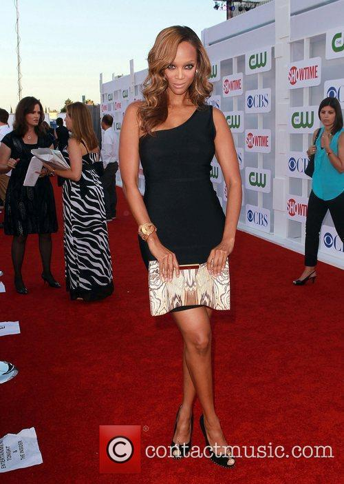 Tyra Banks and Beverly Hilton Hotel 7