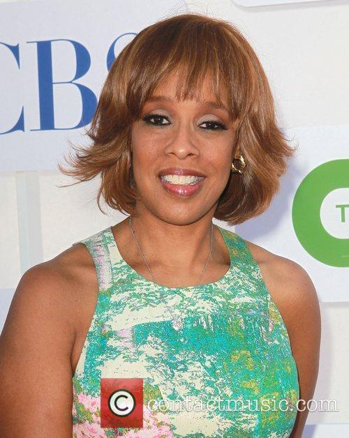 Gayle King CBS Showtime's CW Summer 2012 Press...