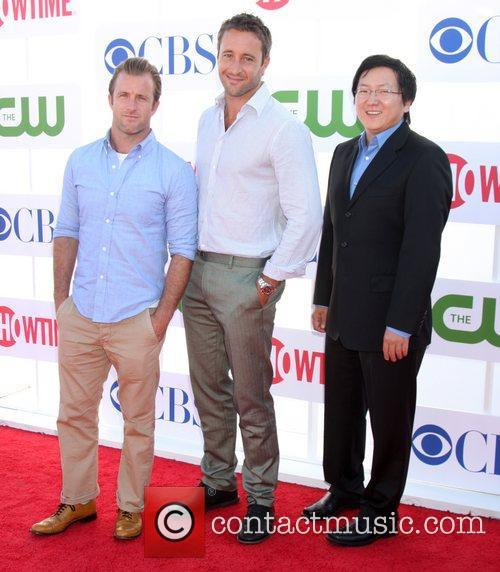 Scott Caan, Alex O'loughlin and Masi Oka 5