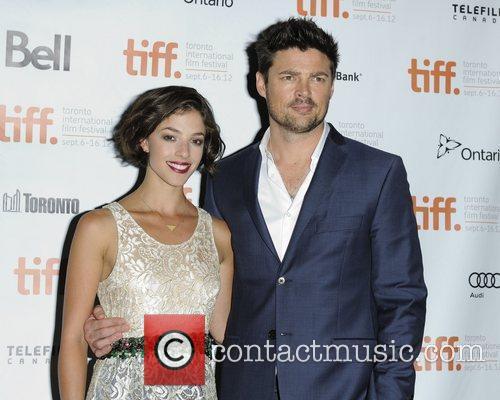 Olivia Thirlby and Karl Urban 2