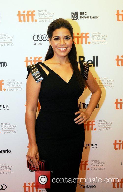 America Ferrera 2012 Toronto International Film Festival -...