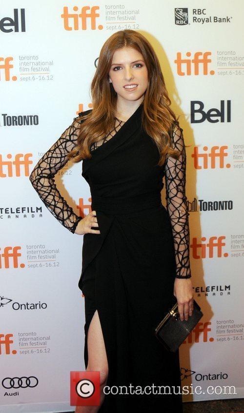 Anna Kendrick 2012 Toronto International Film Festival -...