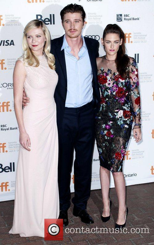 2012 Toronto Film Festival - 'On The Road'...