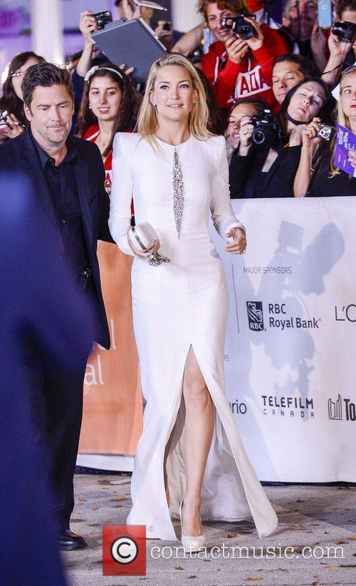 Kate Hudson  'The Reluctant Fundamentalist' premiere arrivals...
