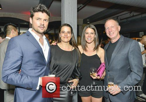 Karl Urban and David Lancaster 2