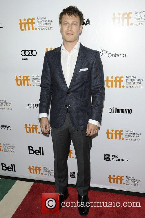 'Looper' premiere arrival during the 2012 Toronto International...