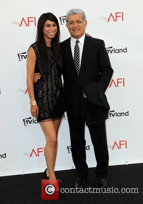 Courtenay Semel, Terry Semel TV Land Presents: AFI...