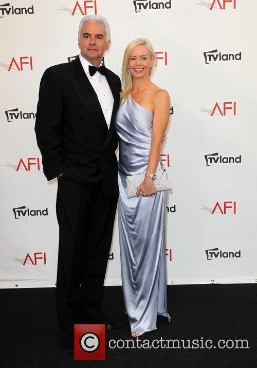 John O'Hurley, Lisa Mesloh TV Land Presents: AFI...
