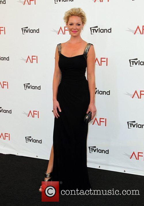 Katherine Heigl and Afi Life Achievement Award 3