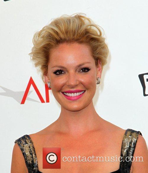 Katherine Heigl and Afi Life Achievement Award 4