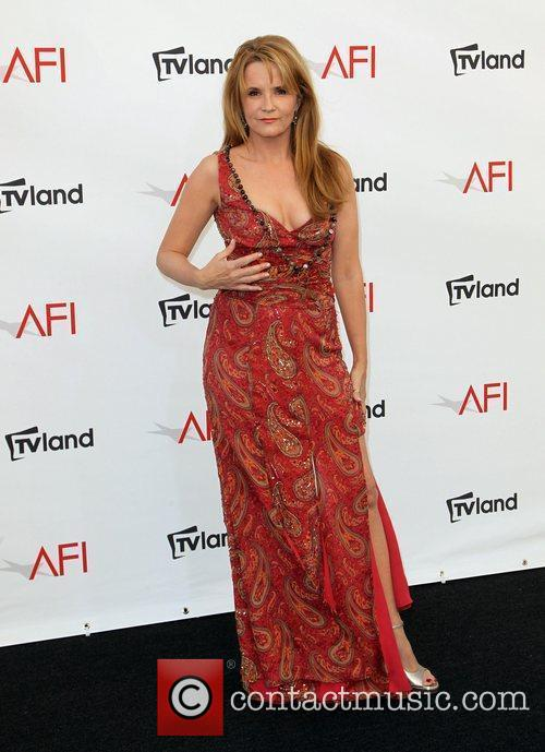 Lea Thompson and Afi Life Achievement Award 2