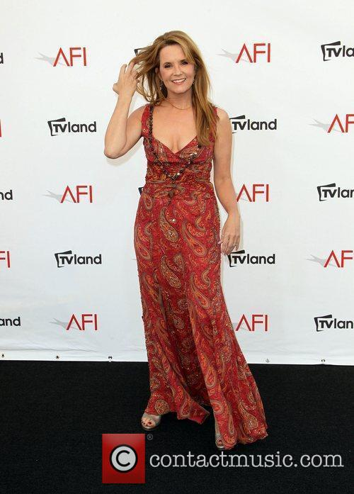 Lea Thompson and Afi Life Achievement Award 3