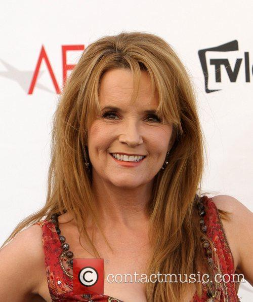 Lea Thompson and Afi Life Achievement Award 4