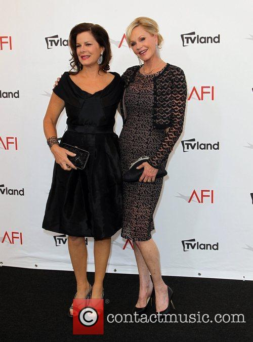 Marcia Gay Harden, Melanie Griffith, Afi Life Achievement Award