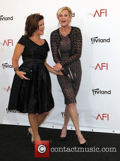 Marcia Gay Harden, Melanie Griffith and Afi Life Achievement Award 1