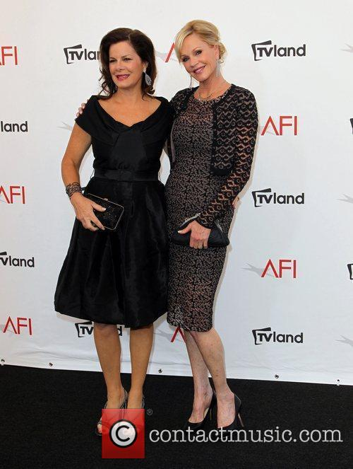 Marcia Gay Harden, Melanie Griffith and Afi Life Achievement Award 4