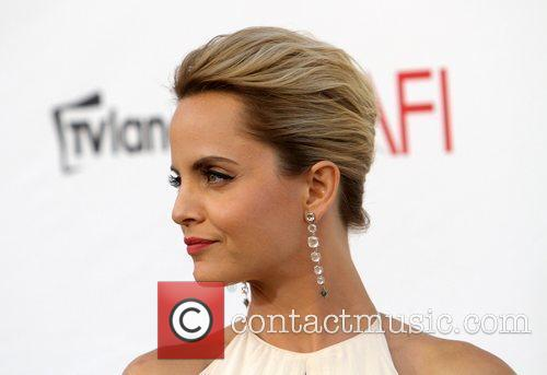 Mena Suvari and Afi Life Achievement Award 2