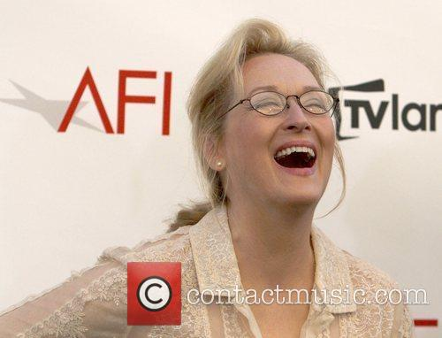 Meryl Streep and Afi Life Achievement Award 6