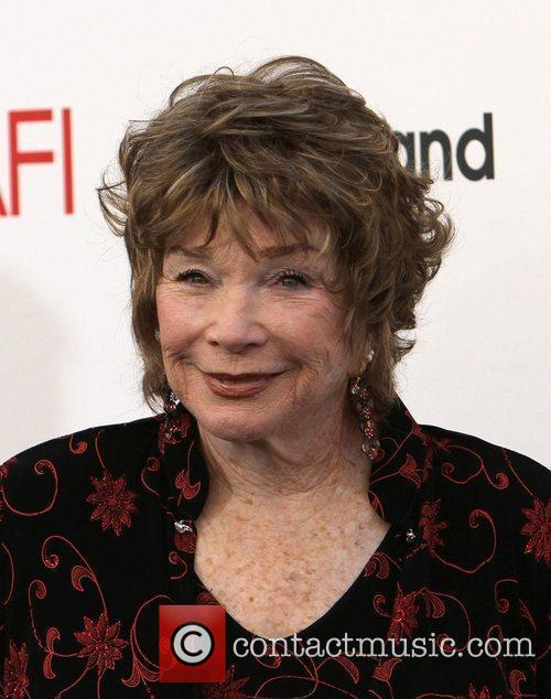 Shirley Maclaine and Afi Life Achievement Award 2