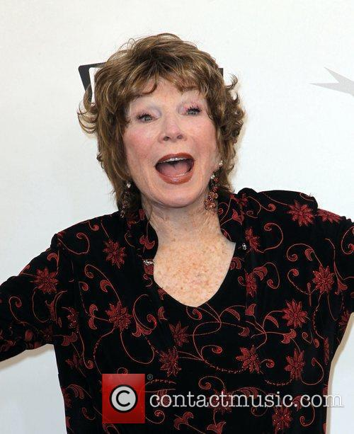 Shirley Maclaine and Afi Life Achievement Award 3