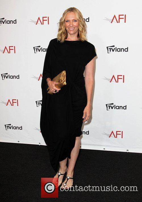 Toni Collette and Afi Life Achievement Award 3