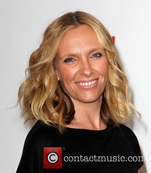 Toni Collette and Afi Life Achievement Award 4