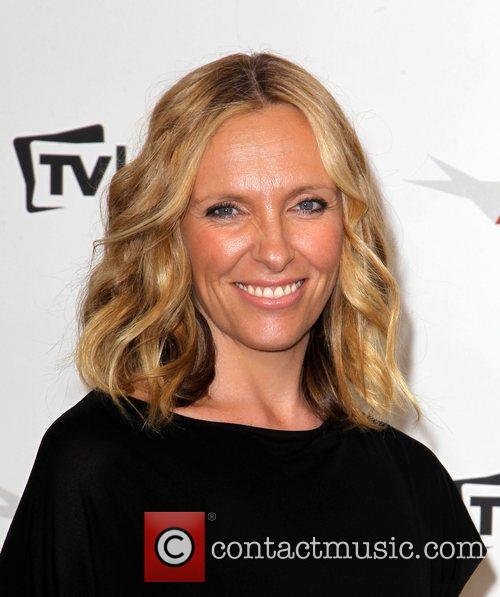 Toni Collette and Afi Life Achievement Award 1