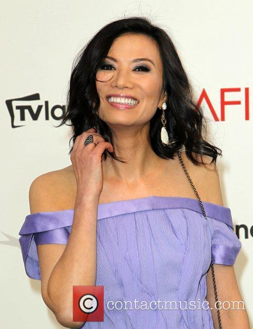 Wendi Deng and Afi Life Achievement Award 4