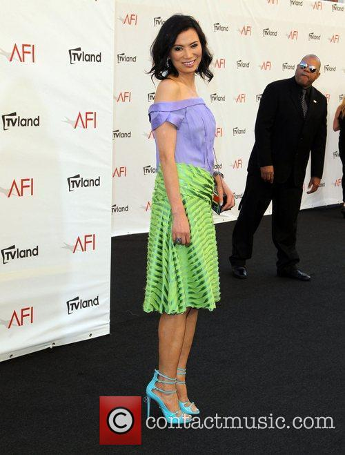 Wendi Deng and Afi Life Achievement Award 5