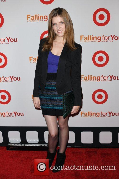 Anna Kendrick  Target Celebrates 'Falling For You'...