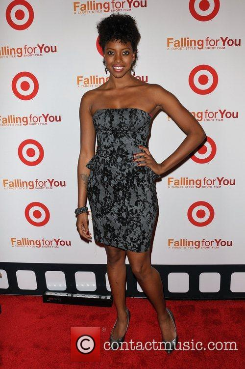 Condola Rashad  Target Celebrates 'Falling For You'...