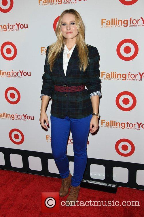 Kristen Bell  Target Celebrates 'Falling For You'...