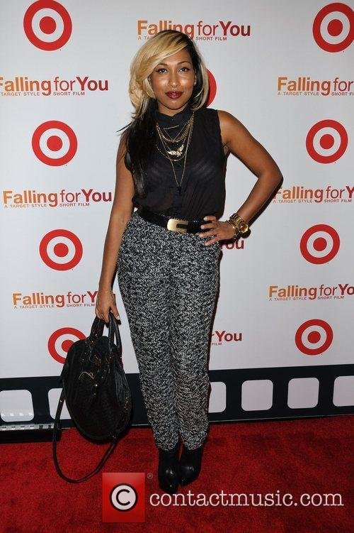 Melanie Fiona  Target Celebrates 'Falling For You'...