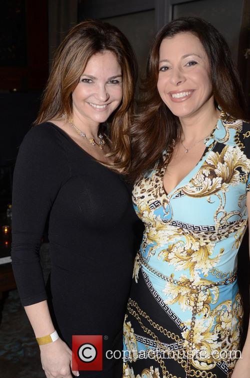 Beth Shak; Nikki Donze Team Vick Foundation Charity...