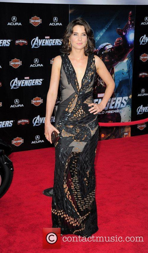 cobie smulders world premiere of the avengers 3823371
