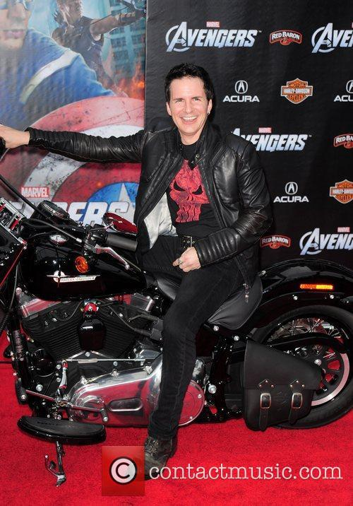 Hal Sparks World Premiere of The Avengers at...
