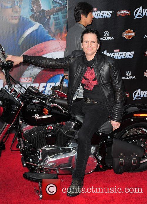 Hal Sparks and Chris Cornell 1