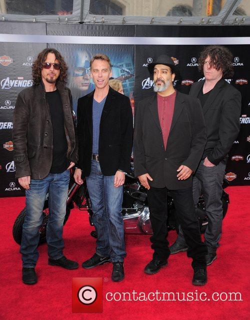 Soundgarden and Chris Cornell 2