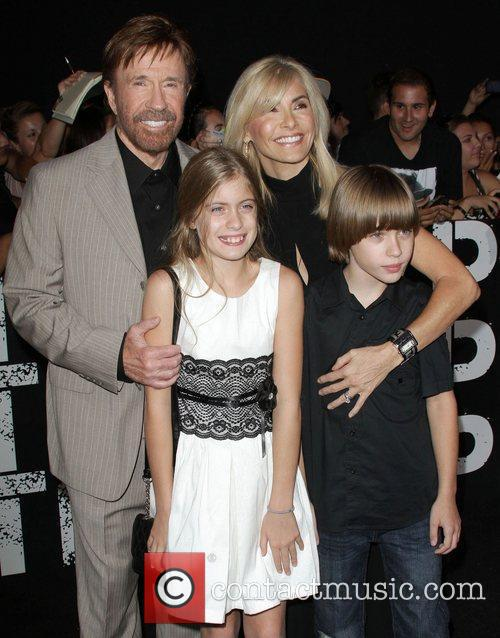 Chuck Norris Family
