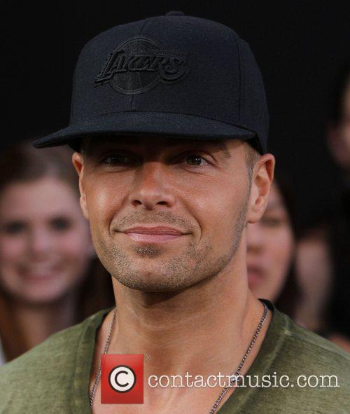 Joey Lawrence  at the Los Angeles Premiere...