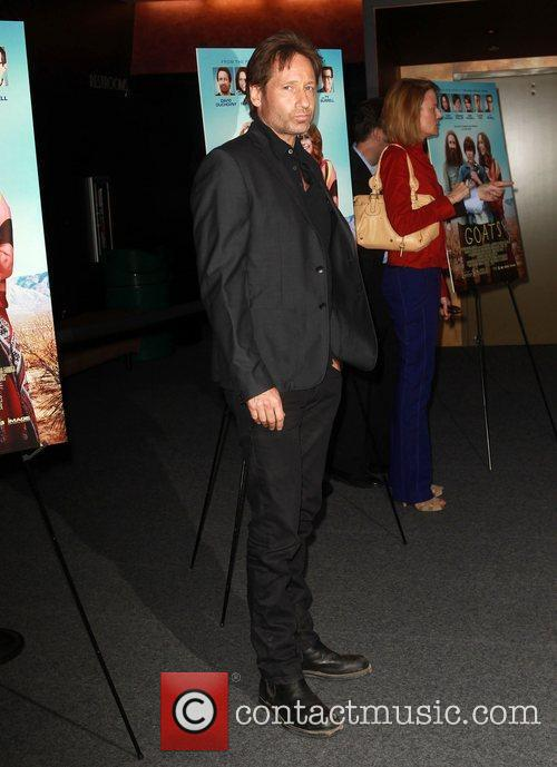 david duchovny attends the premiere of image 4026169