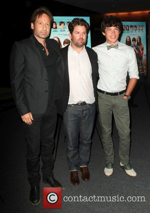 David Duchovny and Graham Phillips 2