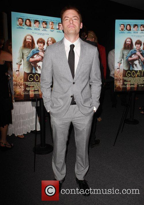 Attends the premiere of Image Entertainment's 'Goats' at...