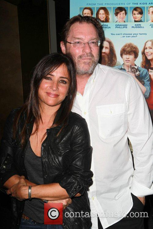 Pamela Adlon and Stephen Root 7