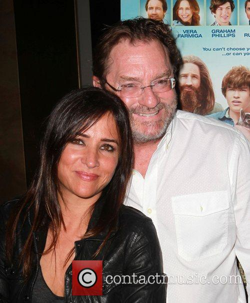 Pamela Adlon and Stephen Root 8